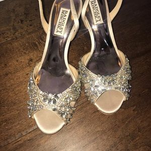 Badgley Mischka Shoes - Badgley Mischka Paula Size 6 Shoes